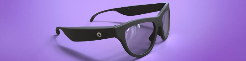 Lucyd Loud Smart Glasses
